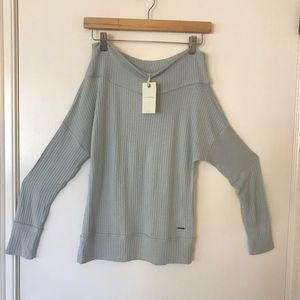 NWT Lucky Brand Off the Shoulder
